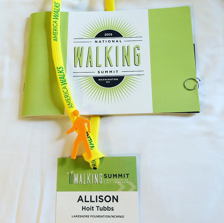The National Walking Summit