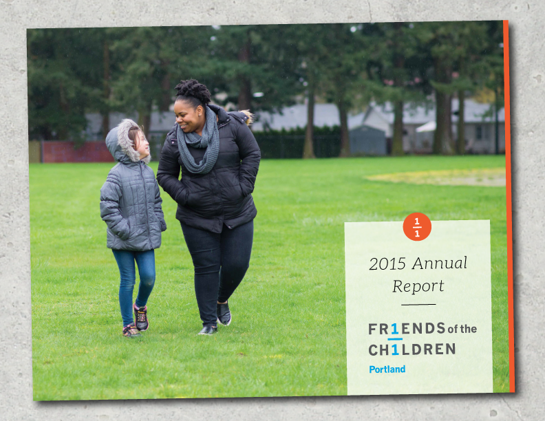 Friends of the Children Annual Report
