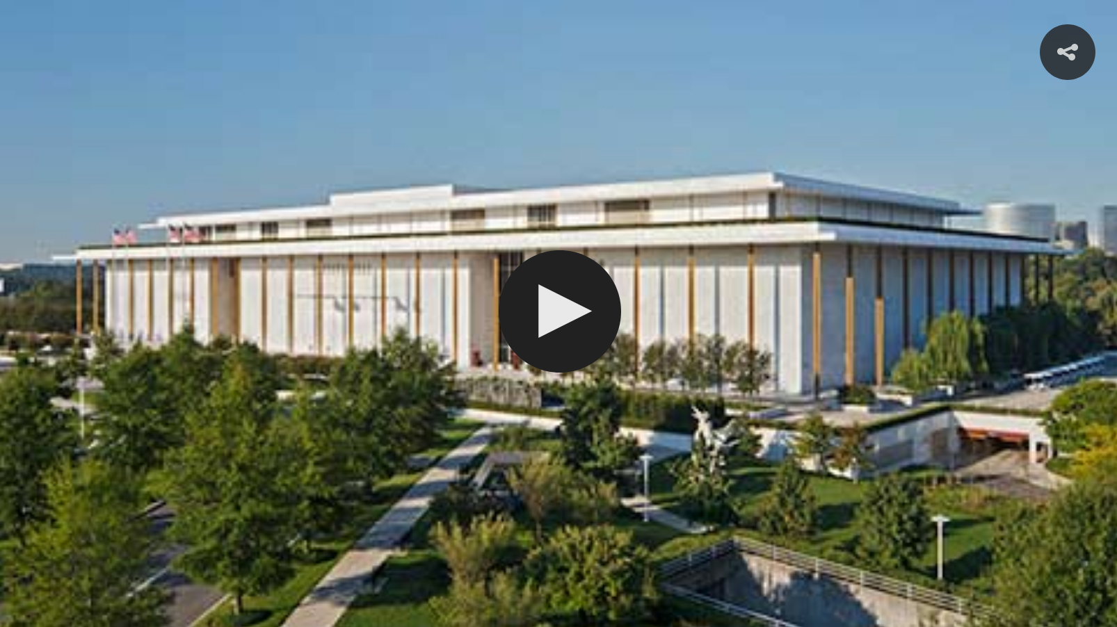 Click thru to Kennedy Center Video
