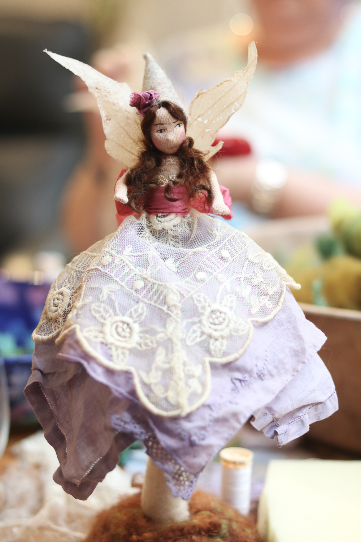 Lavender & Lark workshop