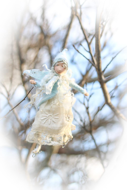 The Snow Faeries by Lavender & Lark