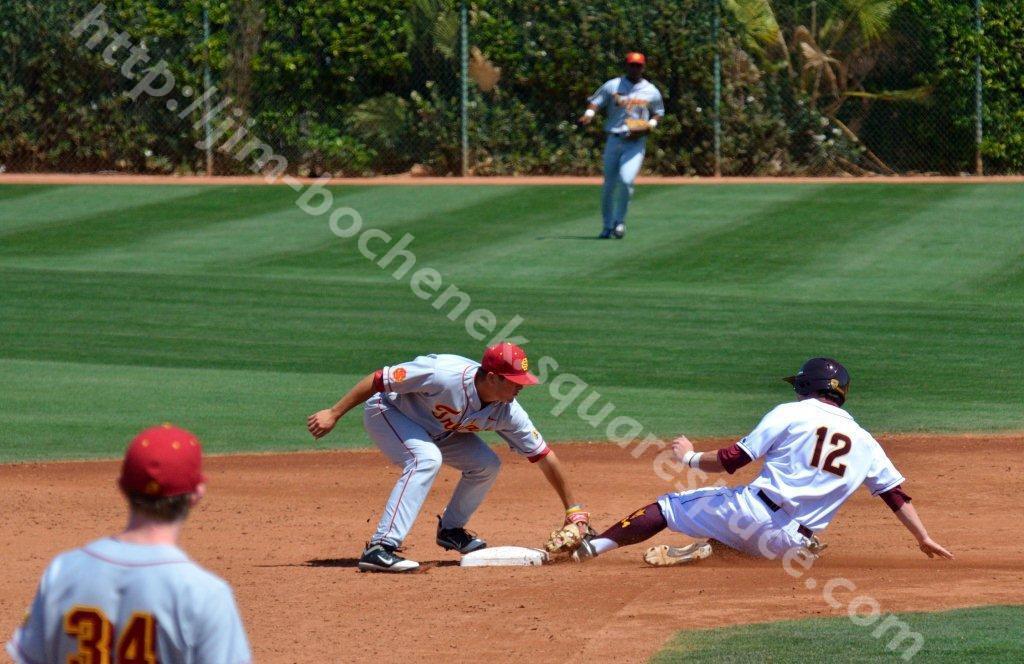 Rouric Bridgewater - ASU Baseball 4-13