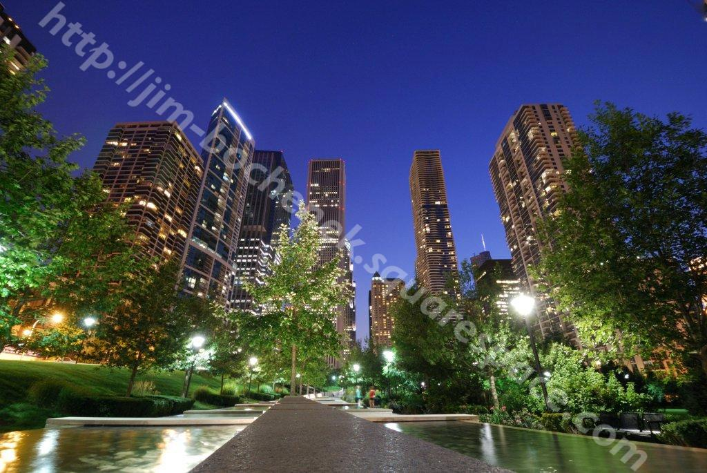 Chicago park at night 8-10.jpg