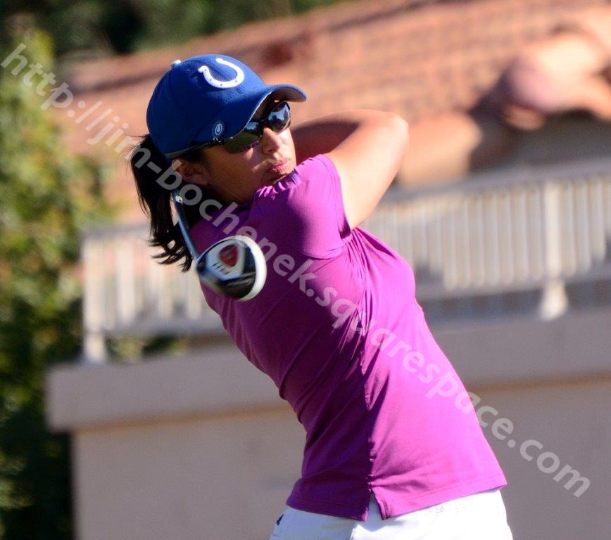 Lucy Davies - AZ Women's Open 11-13