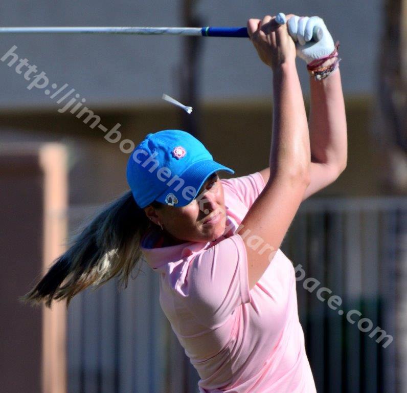 Tara Dayer-Smith - AZ Women's Open 11-13