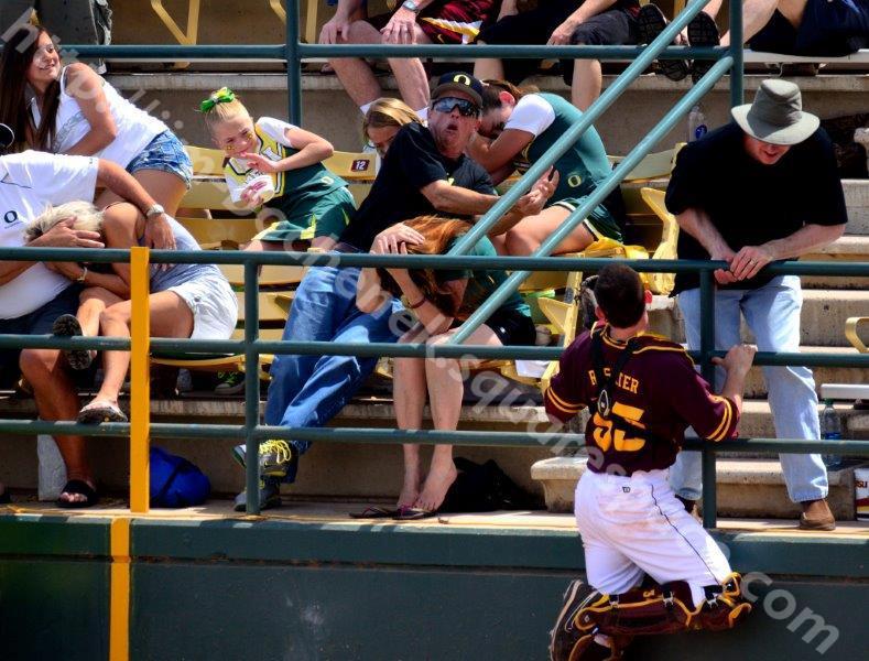 Max Rossiter - ASU Baseball 4-13