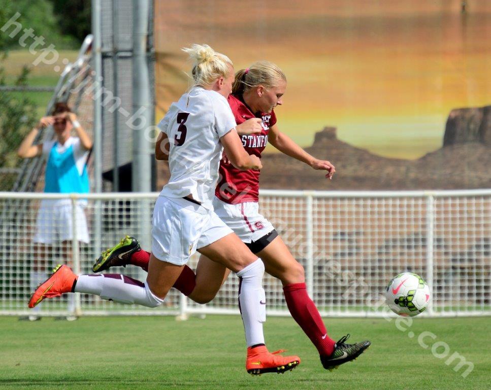 McKenzie Berryhill - ASU Soccer 10-14