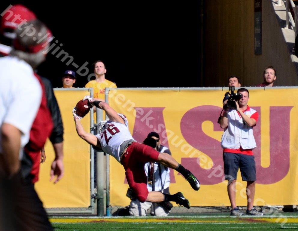 Tyler Baker - WSU Football 11-14
