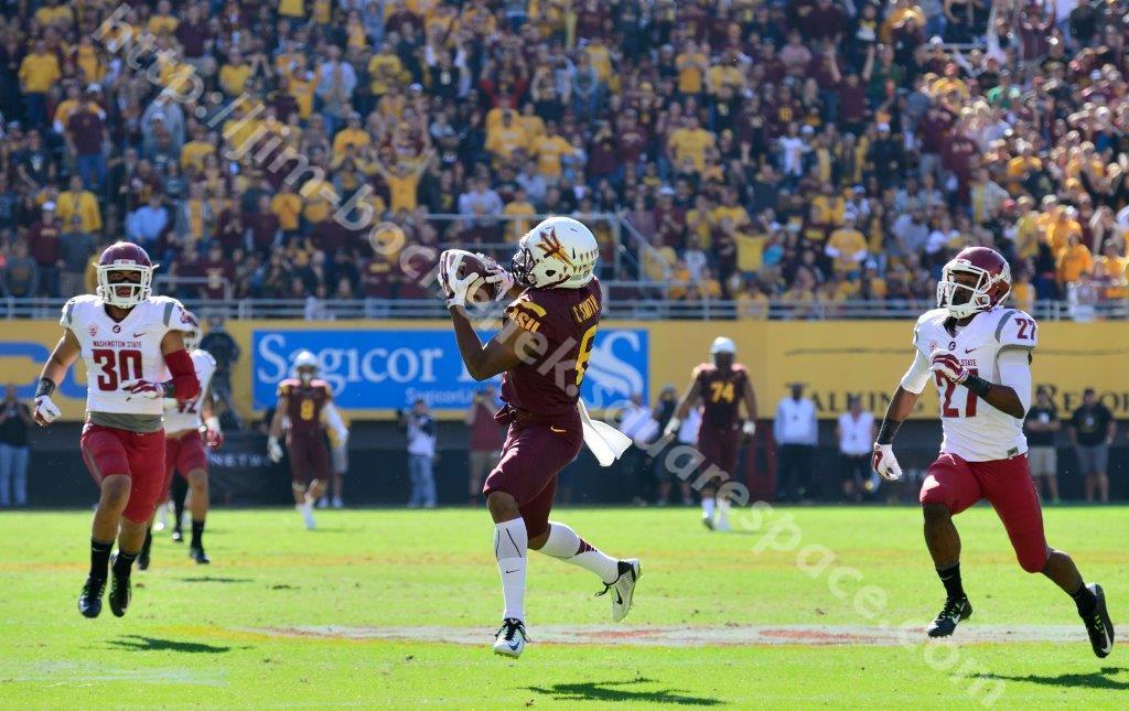 Cameron Smith - ASU Football 11-14
