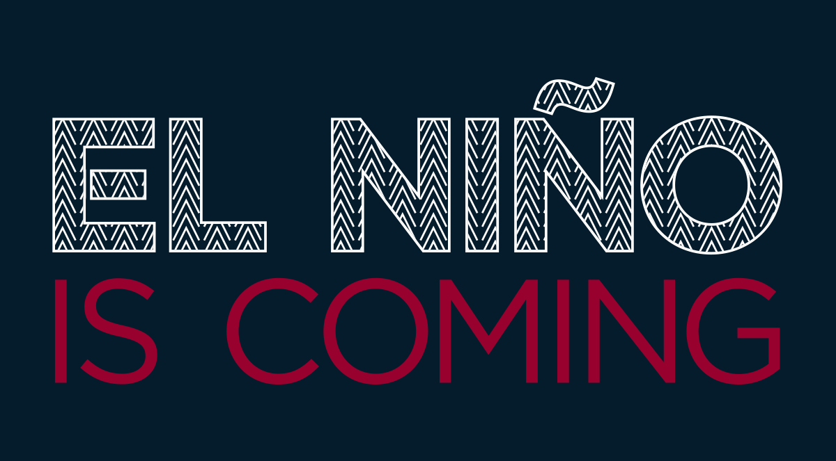 T-Shirt design for El Niño