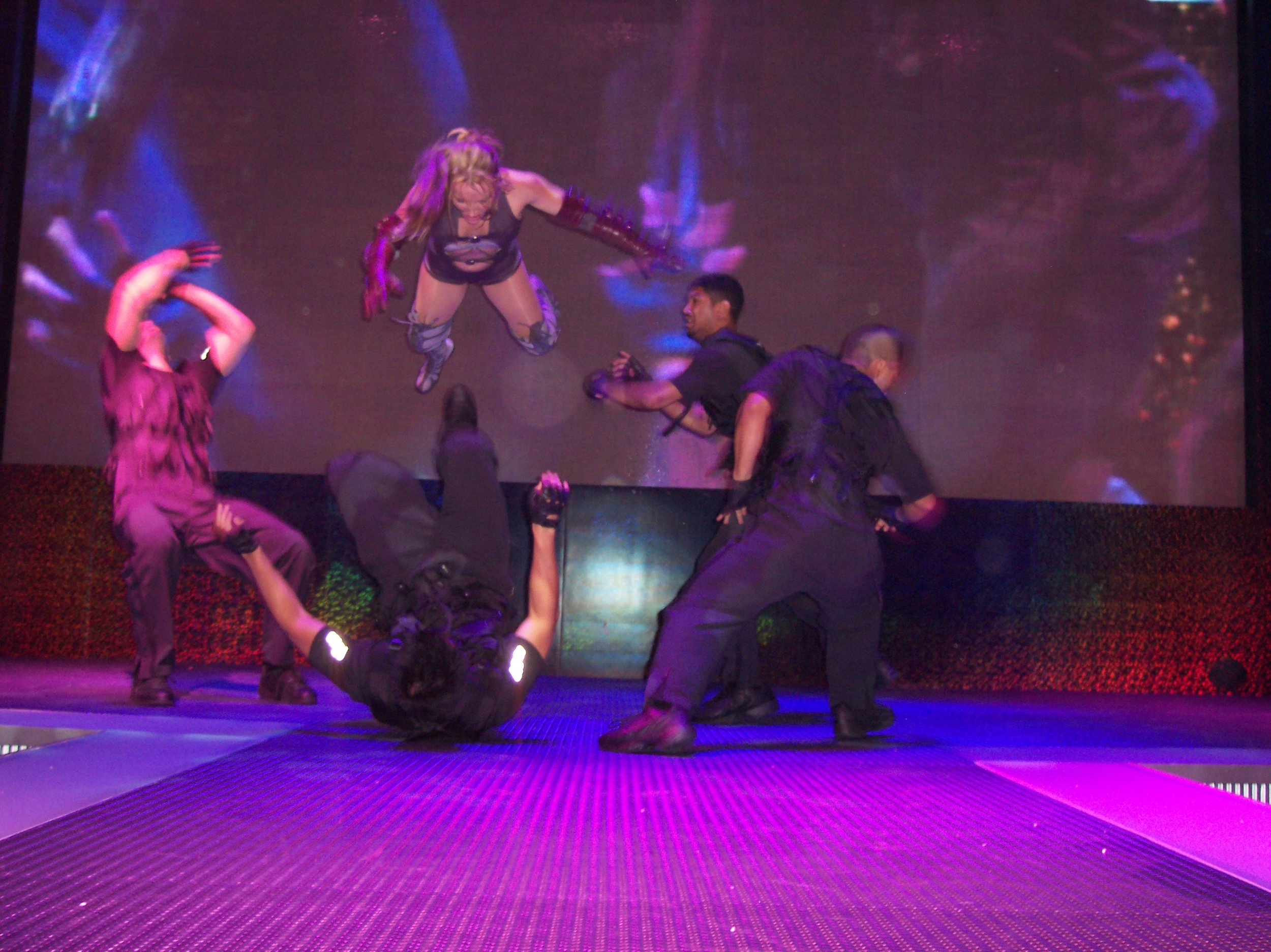Styling Services for Trade Shows: E3, Namco aj Kapoor Productions
