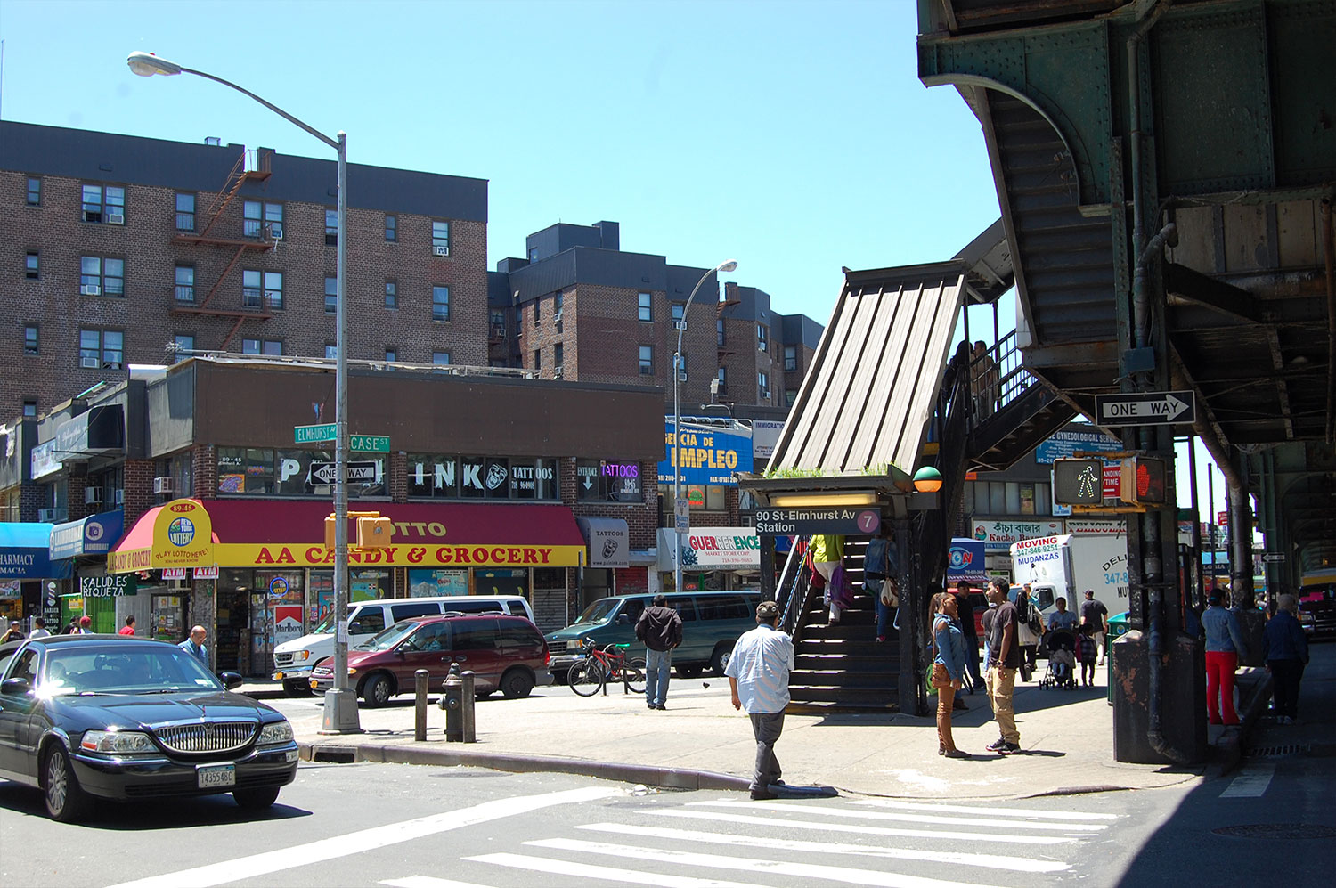 Copy of Copy of 82nd Street Partnership Jackson Heights 7 Train Queens NY