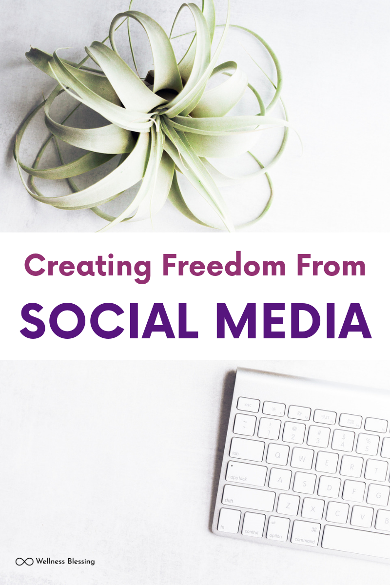 Creating Freedom from Social Media Addiction
