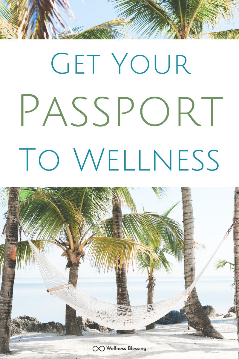 Get the Wellness Adventure Passport