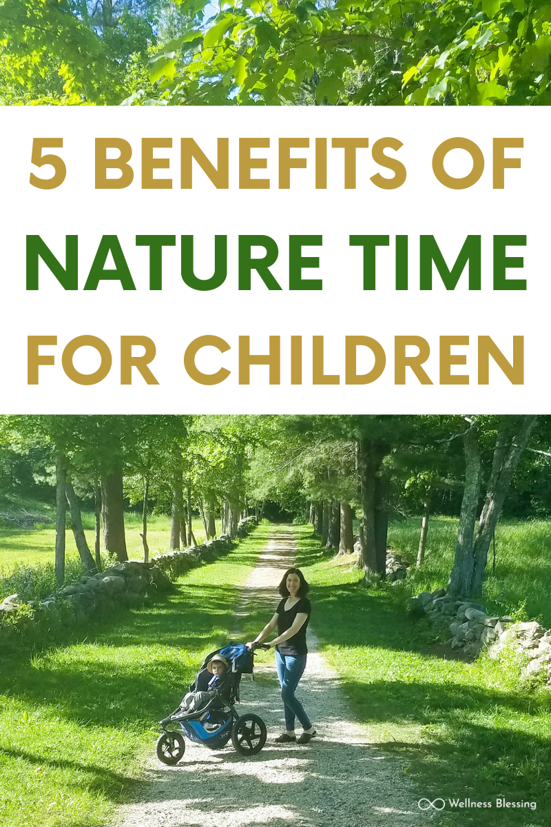 5 Benefits of Nature Time for Children