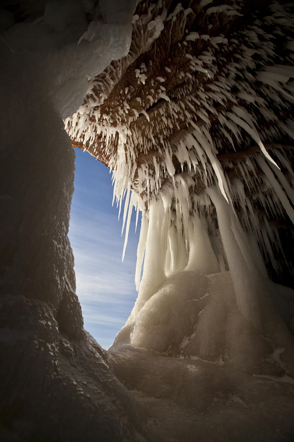 Ice Caves, Lake Superior