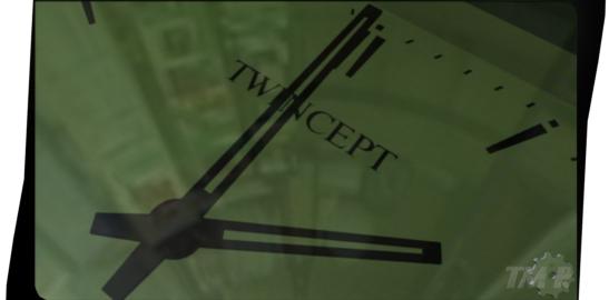 Twincept Watch Close Up