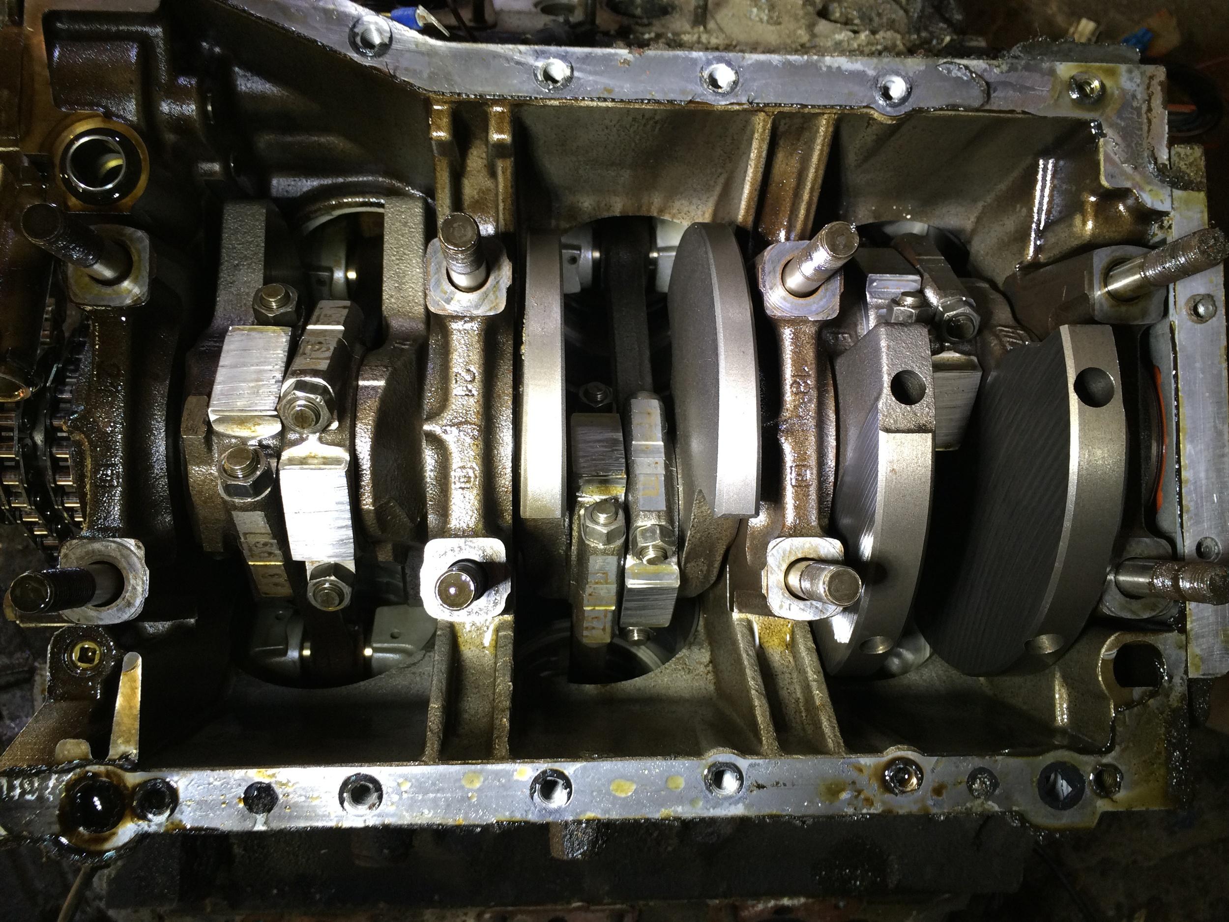 Engine Crank