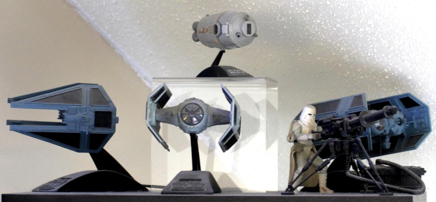 TIE Fighters, Escape Pod, Storm Trooper
