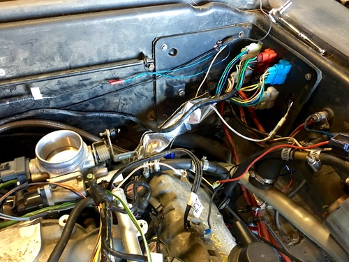 [SCHEMATICS_48YU]  Wiring, Installing the New Harness and Fuel Injector Refurbishing — Joe's  Projects | Delorean Wiring Diagrams |  | Joe's Projects