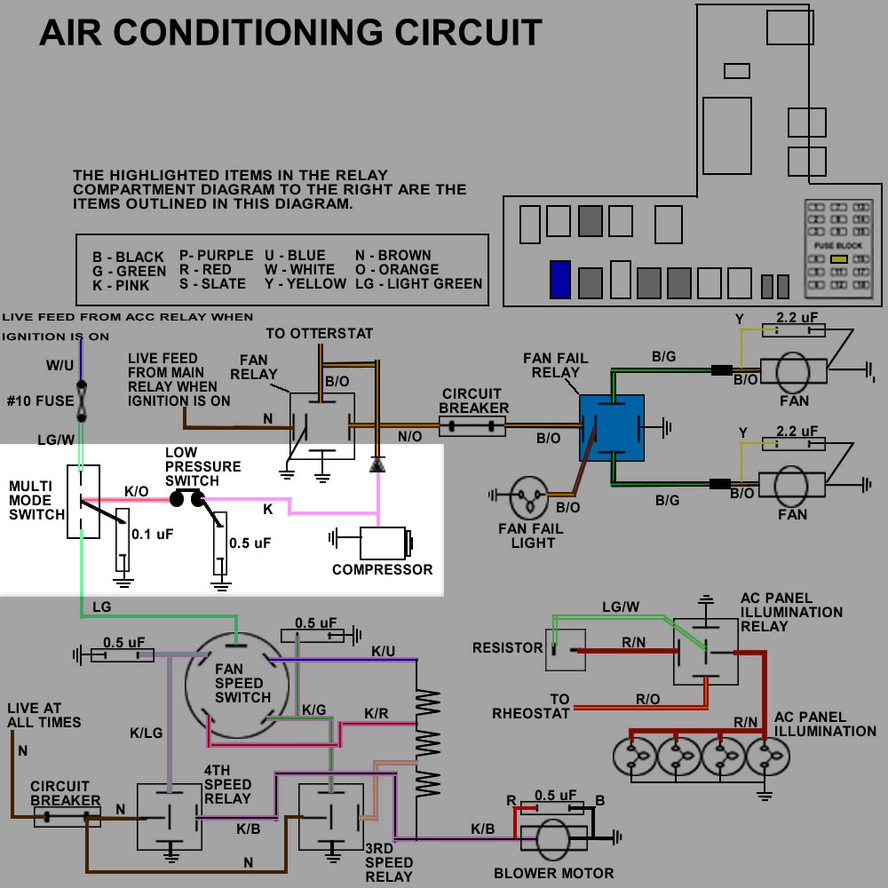 wiring diagram for standard switch megasquirt a c idle up modification     joe s projects  megasquirt a c idle up modification
