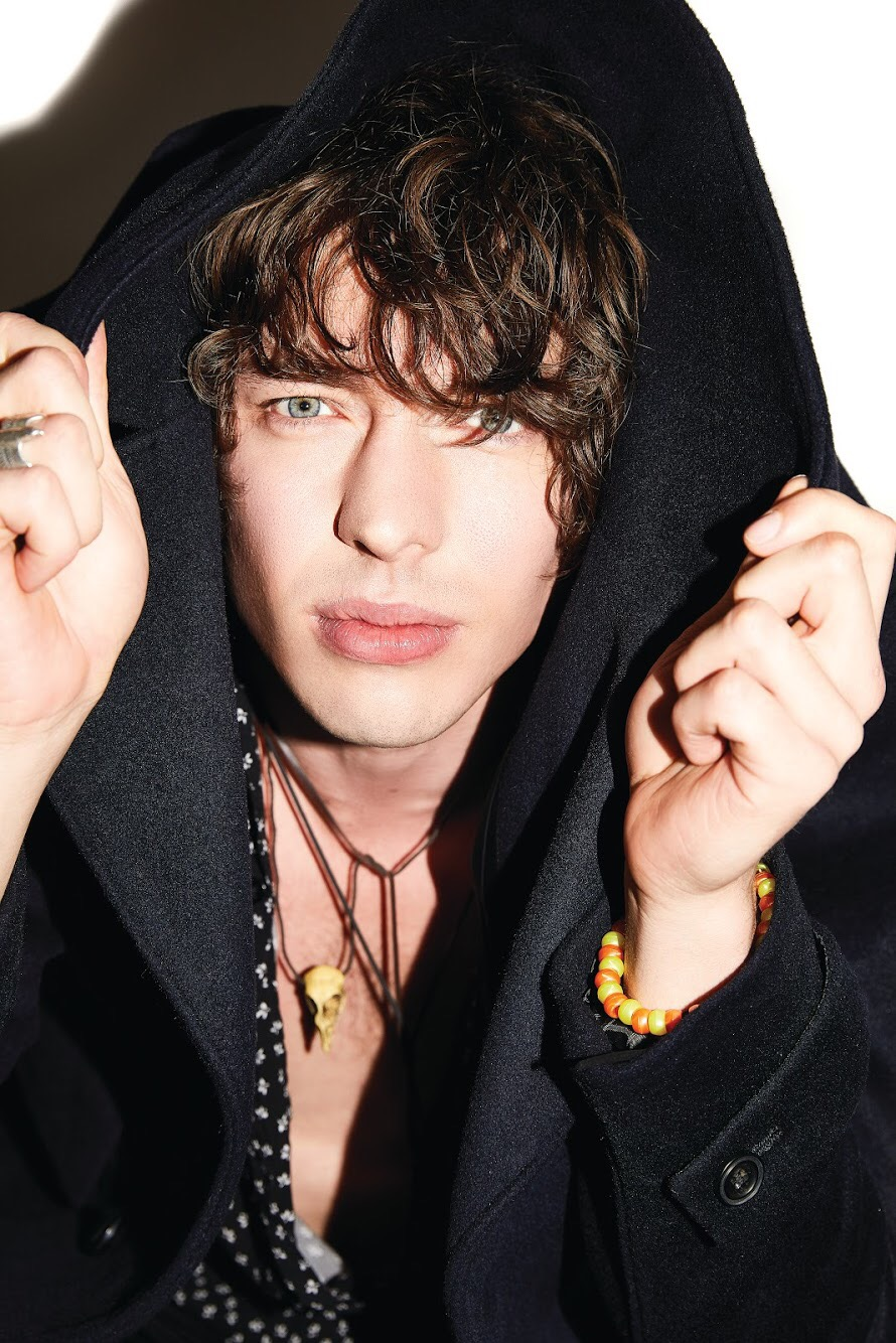 Barns Courtney for Rogue Magazine Winter No.8