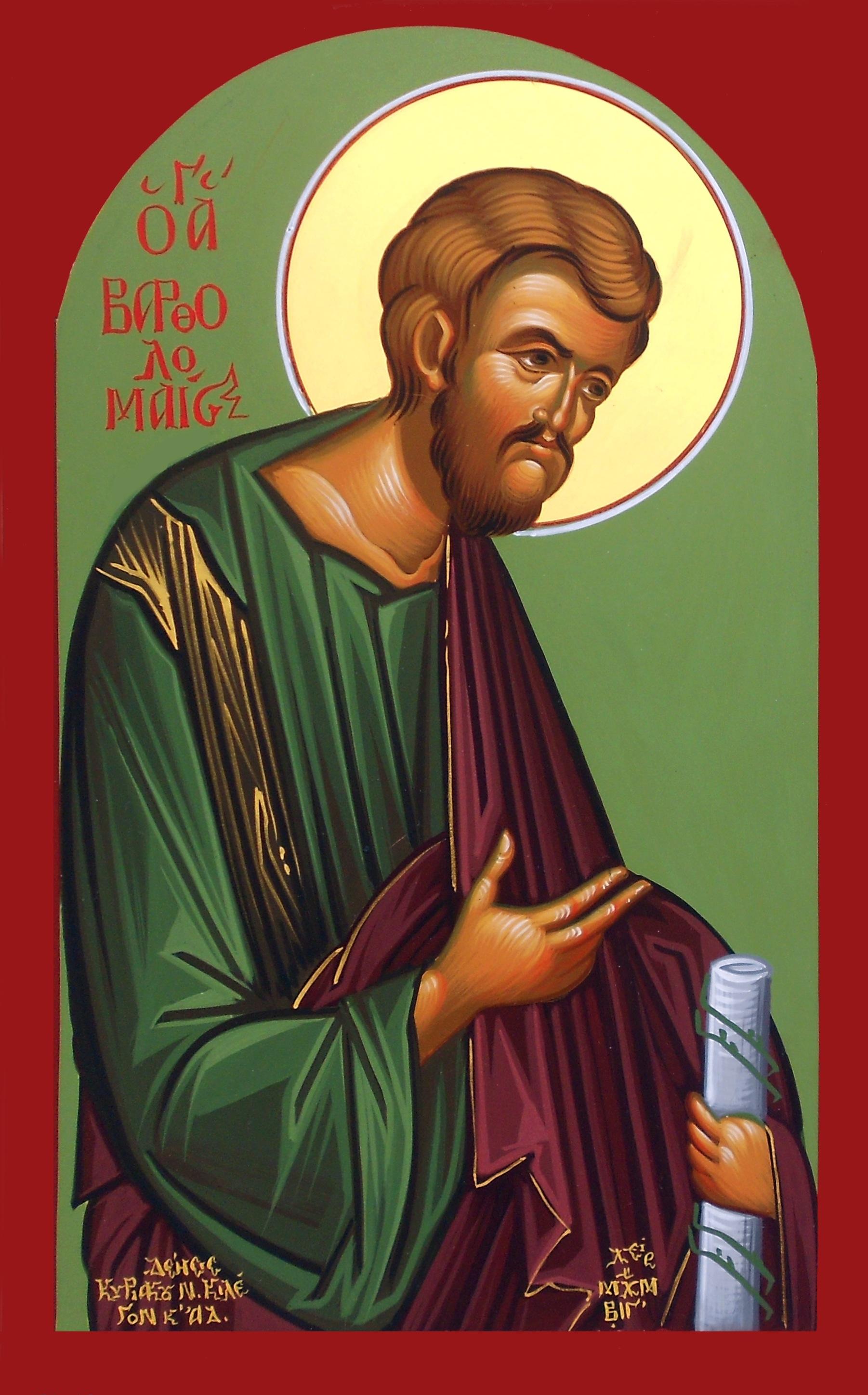 Saint Bartholomew the Apostle