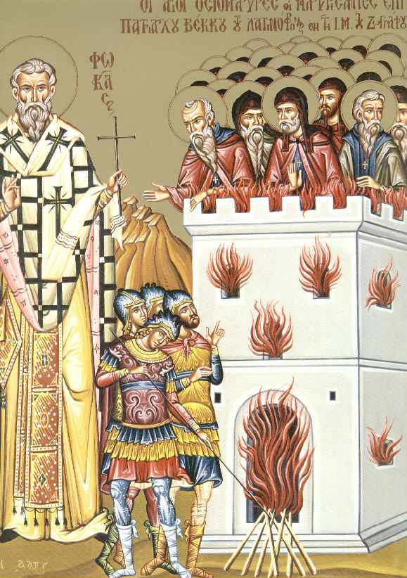 Saint Phoca the Hieromartyr