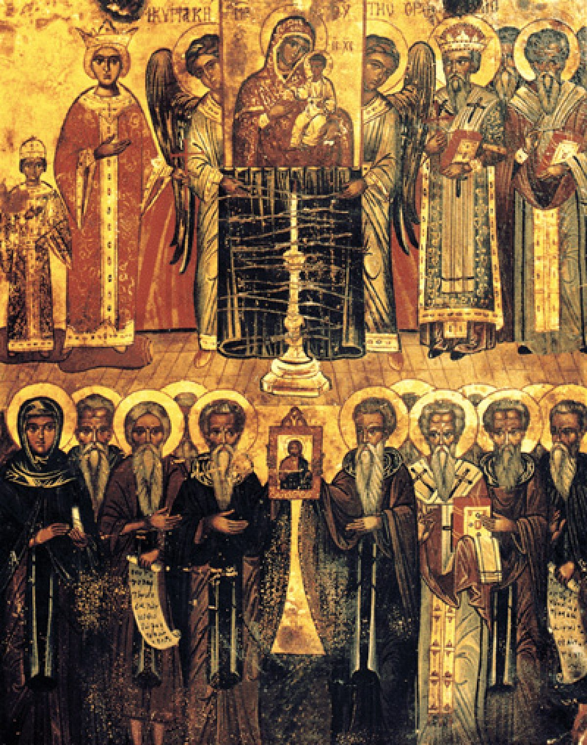 Defenders of the Holy Icons