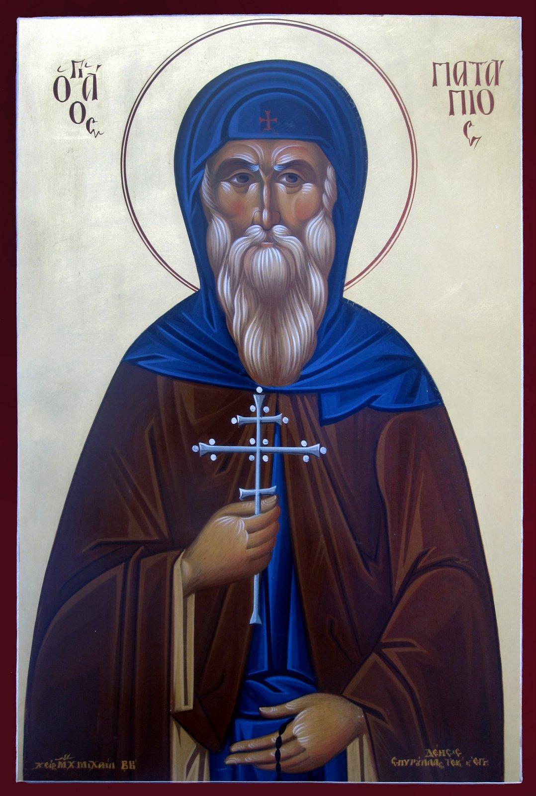 Saint Patapios