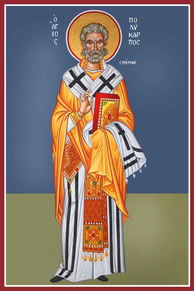 Polycarp the Hieromartyr