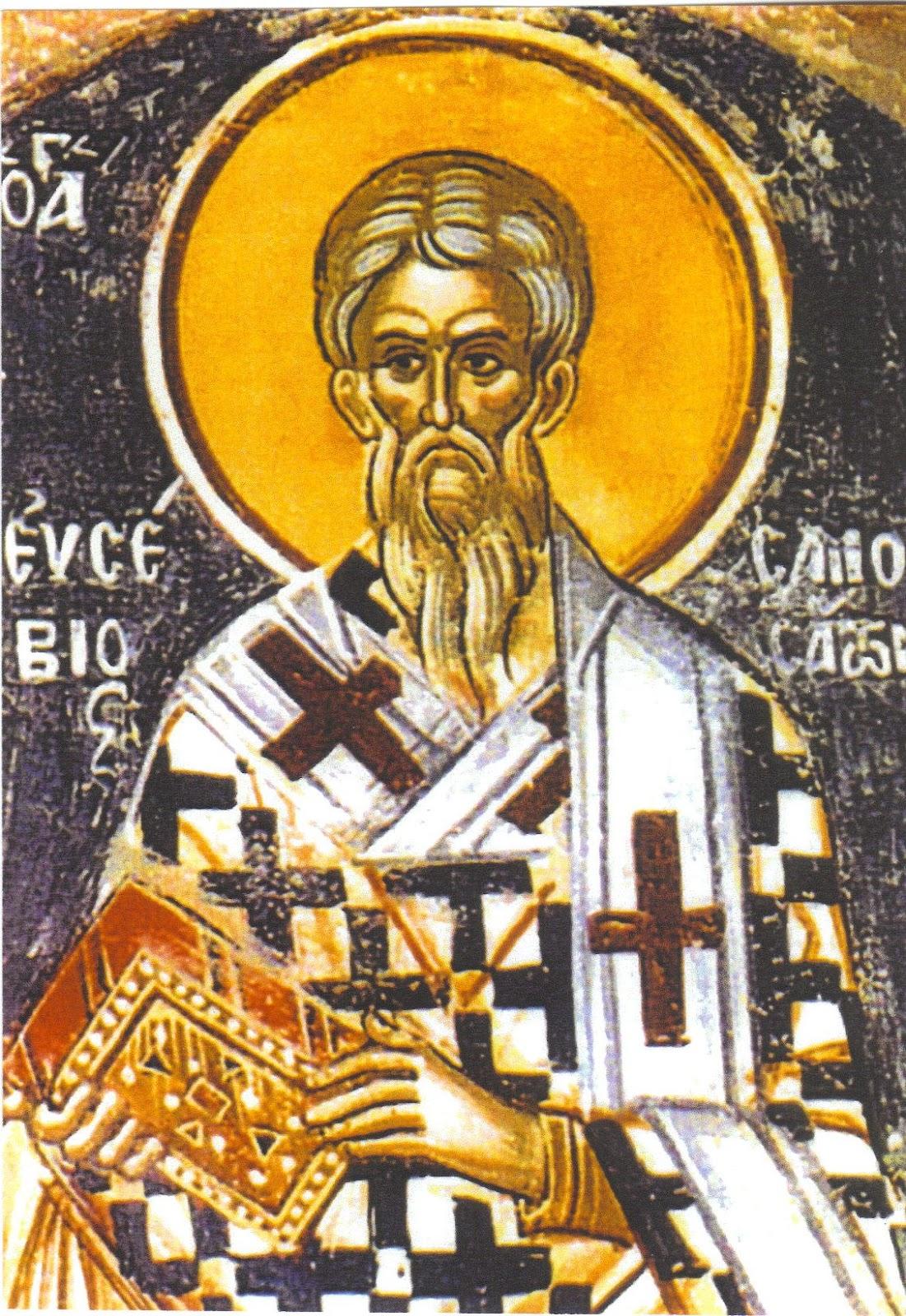 St. Eusebios of Samosata