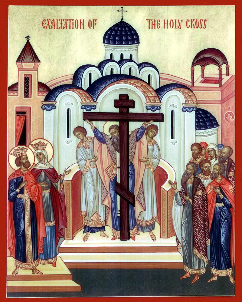 Exaltation of the Precious Cross