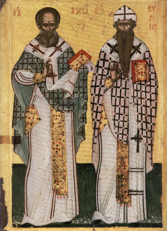 Ss. Cyril and Athanasios