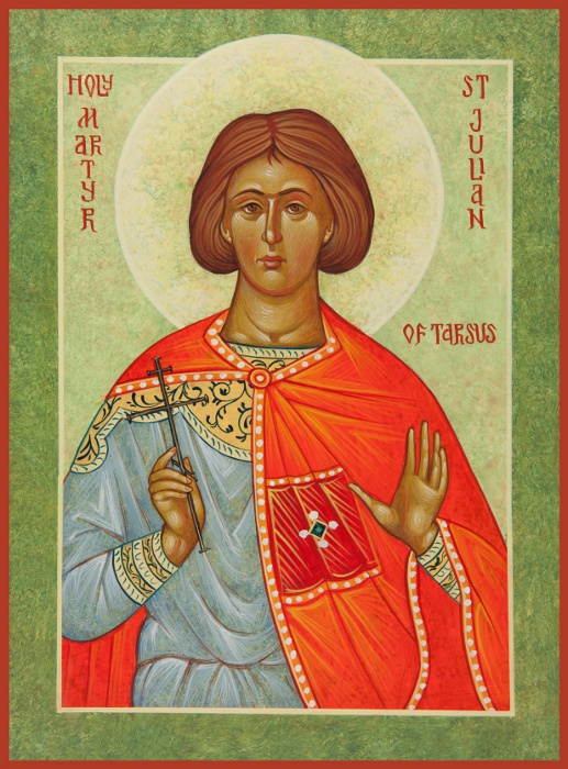 St. Julian the Martyr of Tarsus