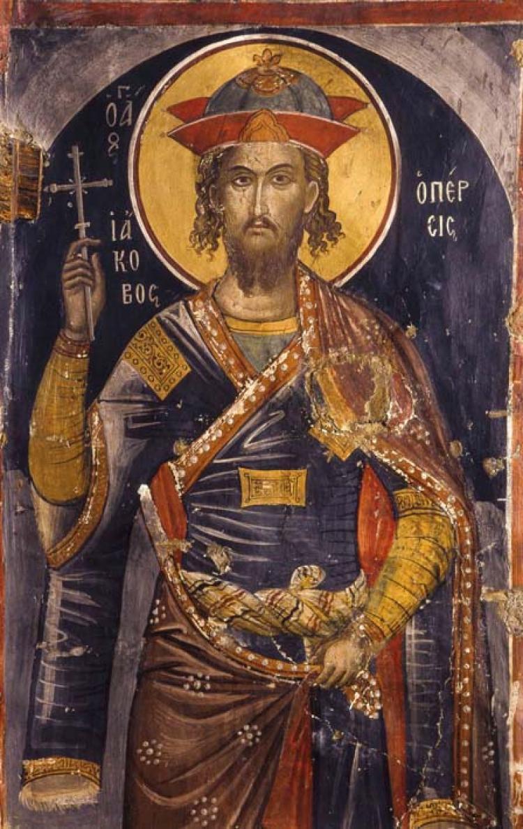 St. Iakovos the Persian