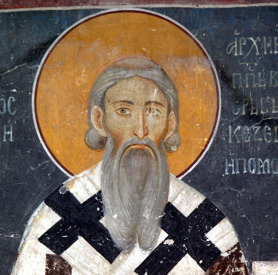 St. Savvas, First Archbishop of Serbia