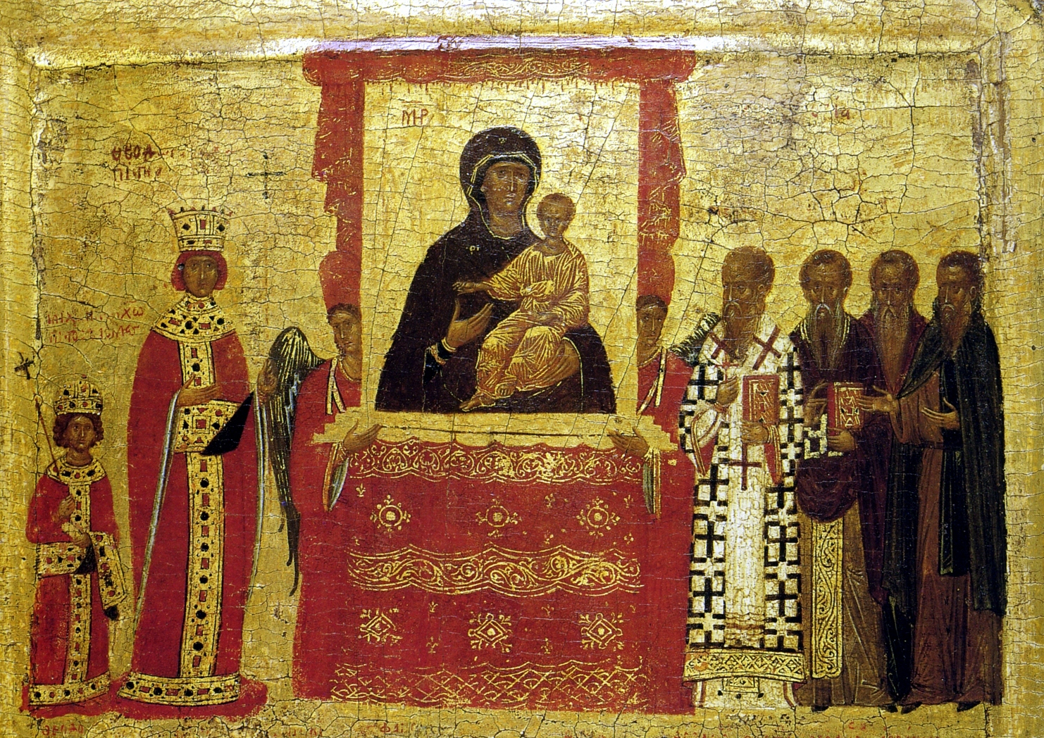 Restoration of the Holy Icons