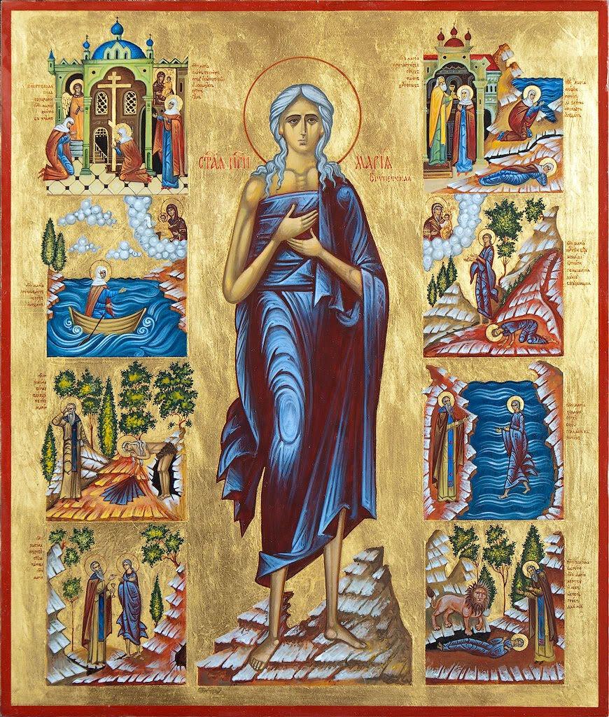Venerable Mary of Egypt
