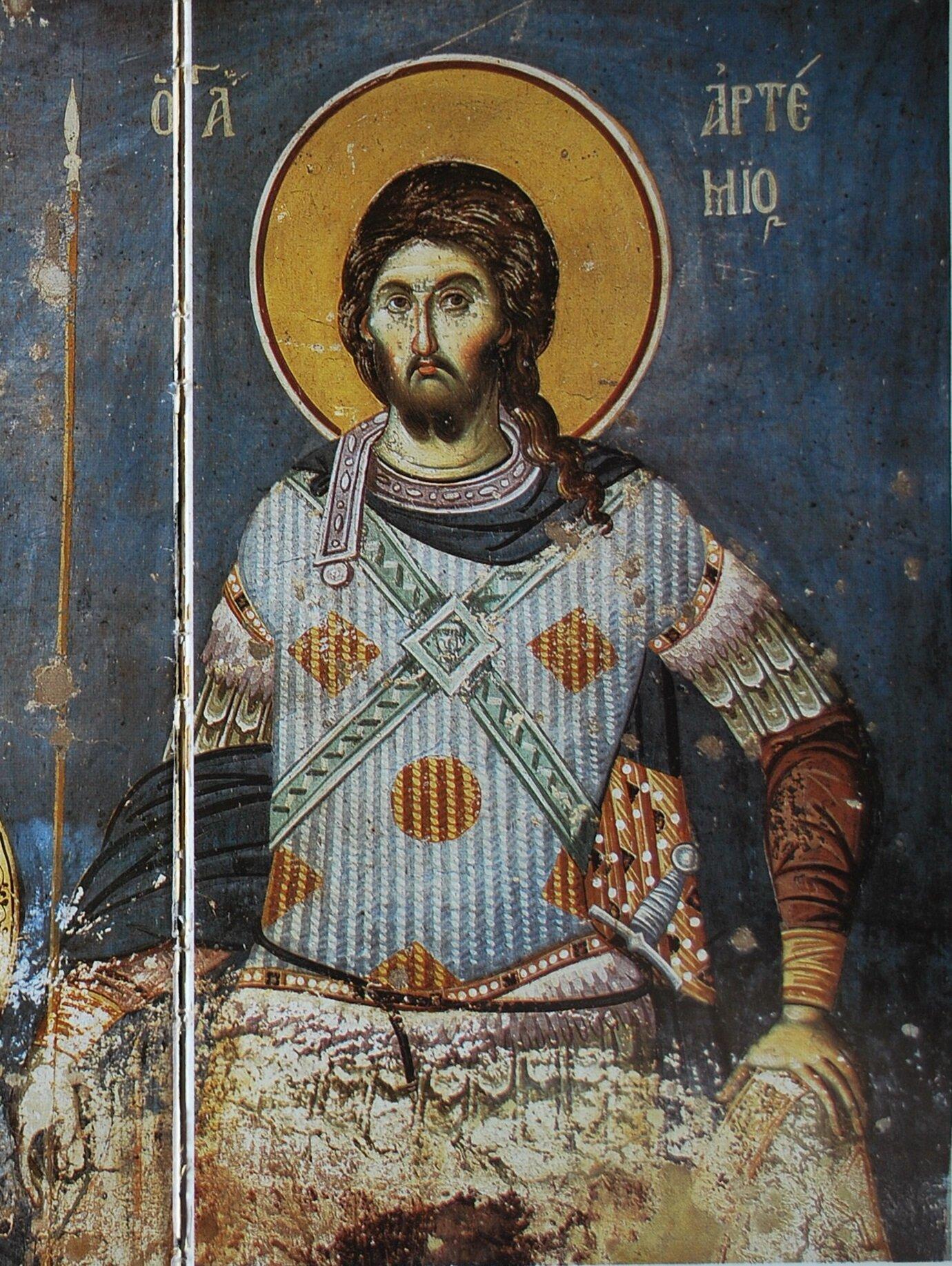 St. Artemios the Martyr