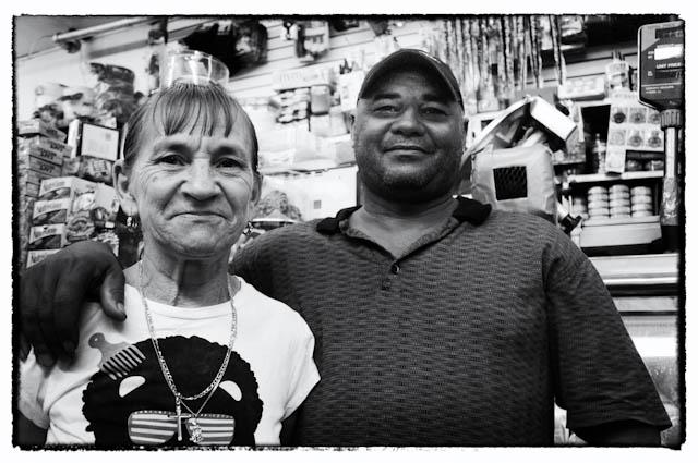 Broome Street, NYC - July 2009 -2