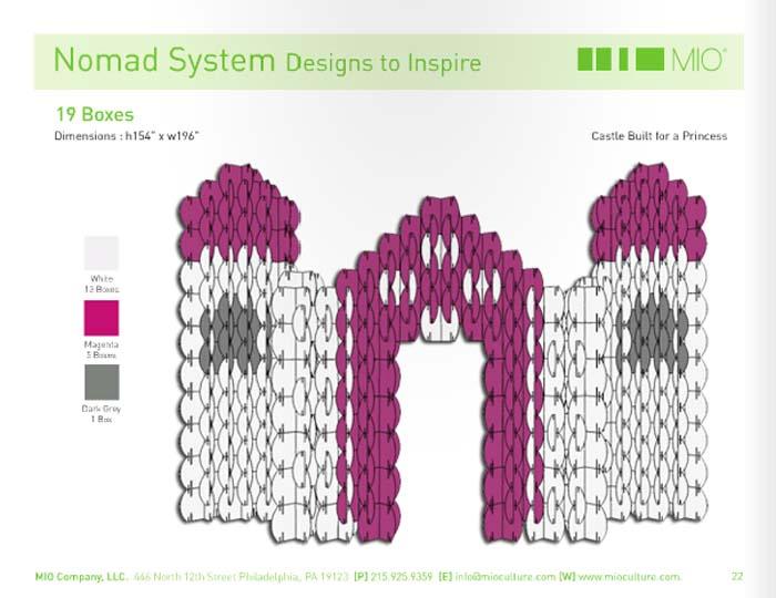 Flip Book Concept - Castle