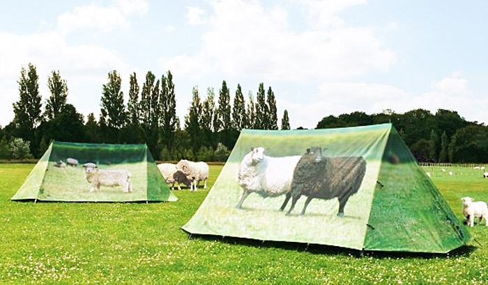 Animal Farm Tent from Field Candy