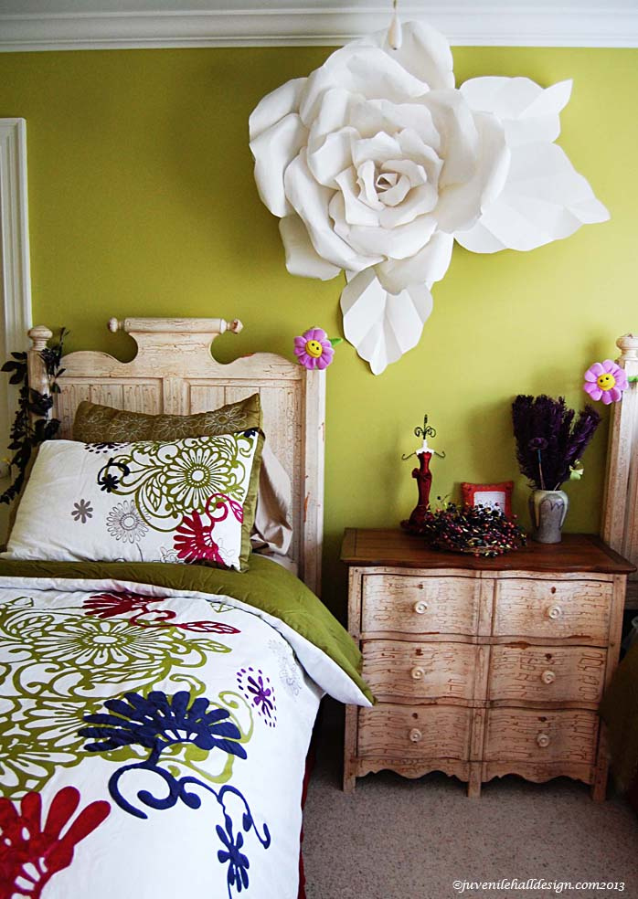 Rose garden room on popsugar.com