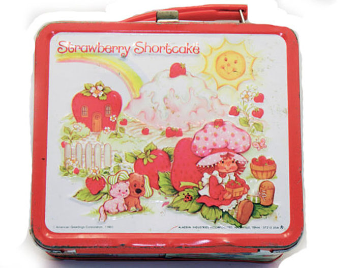 Strawberry Shortcake $50