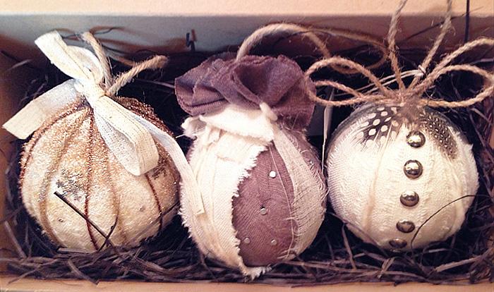 Ornament Gift Set.