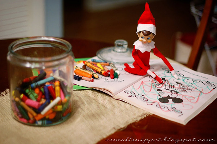 """9. There Are Better Ways to deal With Jealousy, Little Elf. From Leana of  """"A Small Snippet."""""""