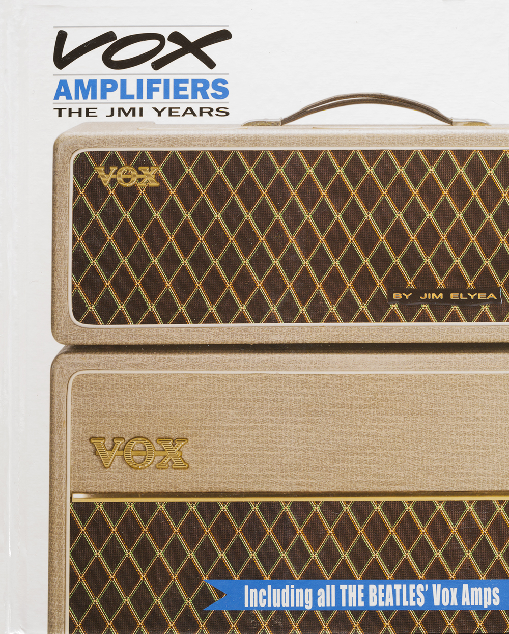 the vox amplifier book by jim elyea