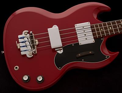 1965 EB-O, Ember Red