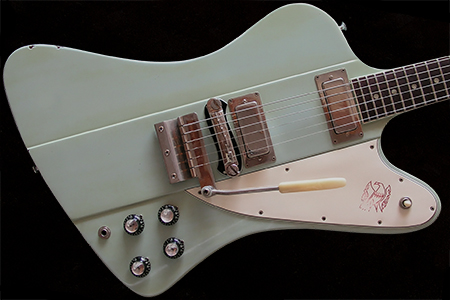 1965 Firebird III, Frost Blue